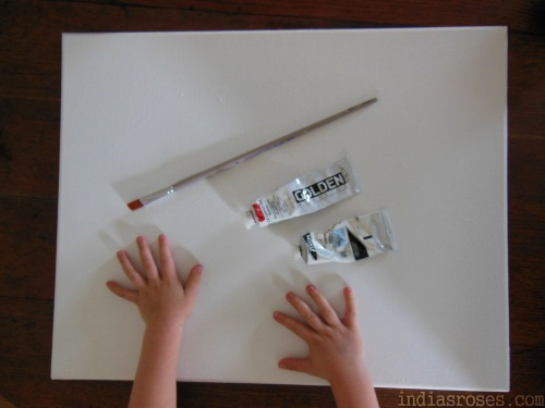 Making Contemporary Art with Children   indiasroses.com